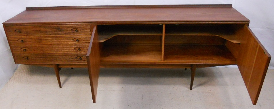 Archie shine 1957 hamilton sideboard by robert heritage sold for G plan heritage dining room furniture