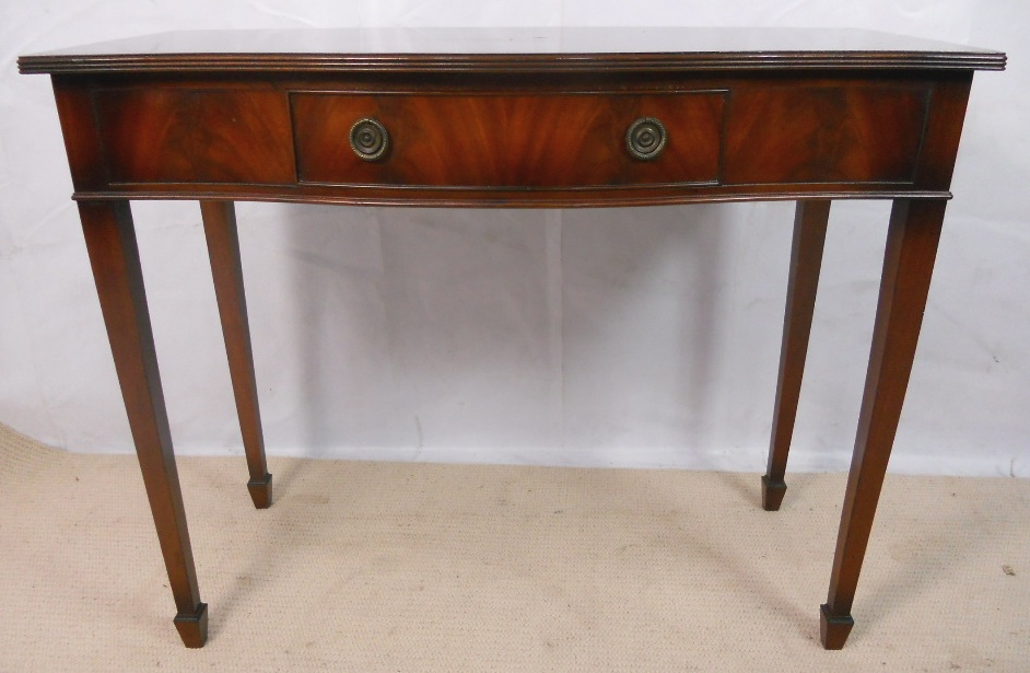 Georgian Style Mahogany Two Drawer Side Table SOLD : georgian style mahogany two drawer side table sold 2026 p from www.harrisonantiquefurniture.co.uk size 942 x 615 jpeg 191kB