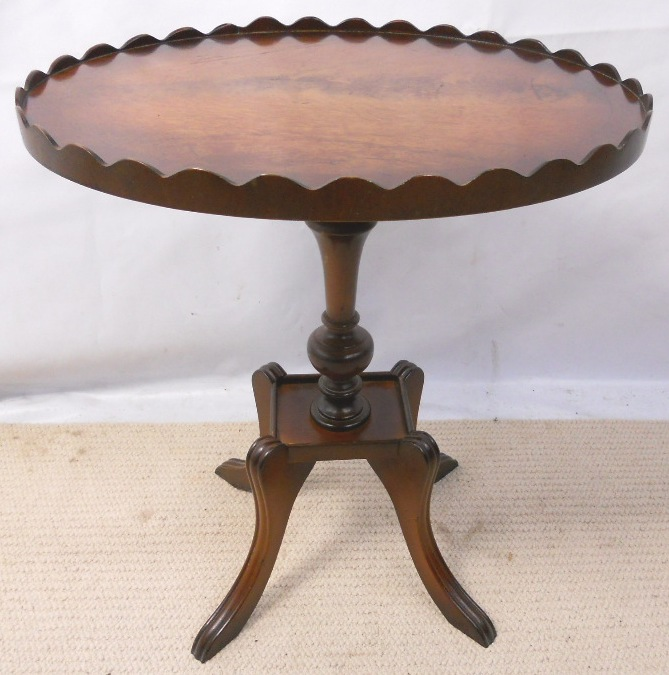 Oval Mahogany Pedestal Antique Style Wine Table : oval mahogany pedestal antique style wine table 2248 p from www.harrisonantiquefurniture.co.uk size 669 x 675 jpeg 166kB
