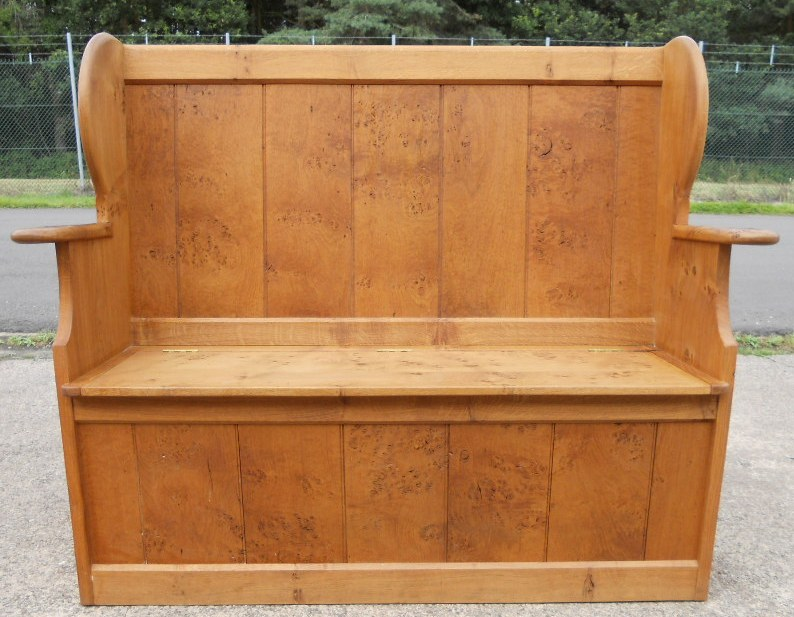 Settle Bench Seat 28 Images Settle Bench Seat Pew Pine