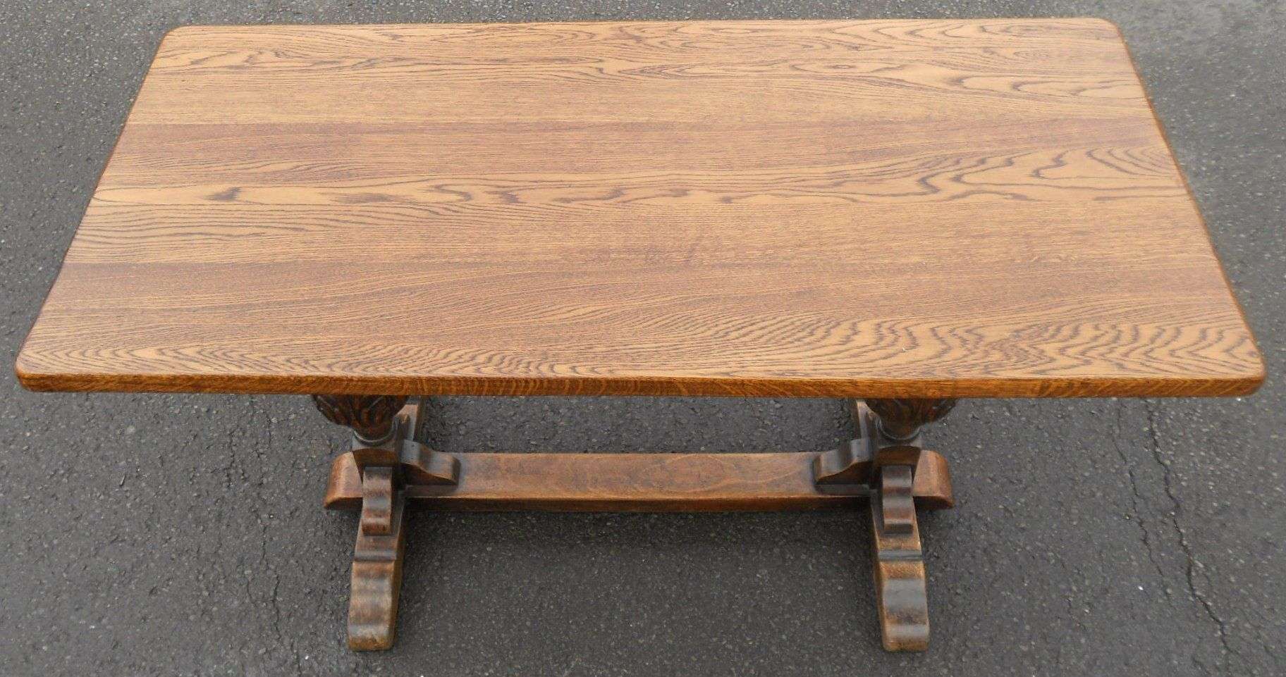 Quality Oak Refectory Dining Table : quality oak refectory dining table 4604 p from www.harrisonantiquefurniture.co.uk size 1824 x 961 jpeg 306kB