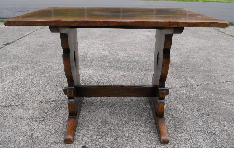 Quality Small Oak Antique Style Refectory Dining Table SOLD : quality small oak antique style refectory dining table sold 5B45D 2377 p from www.harrisonantiquefurniture.co.uk size 934 x 593 jpeg 198kB