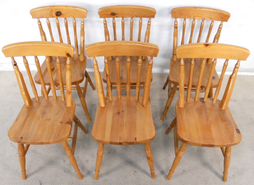 Antique pine dining chairs hillsdale wilshire side chair for Pine kitchen furniture