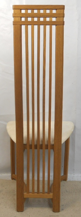 Pics for modern high back dining chairs for Modern high back dining chairs