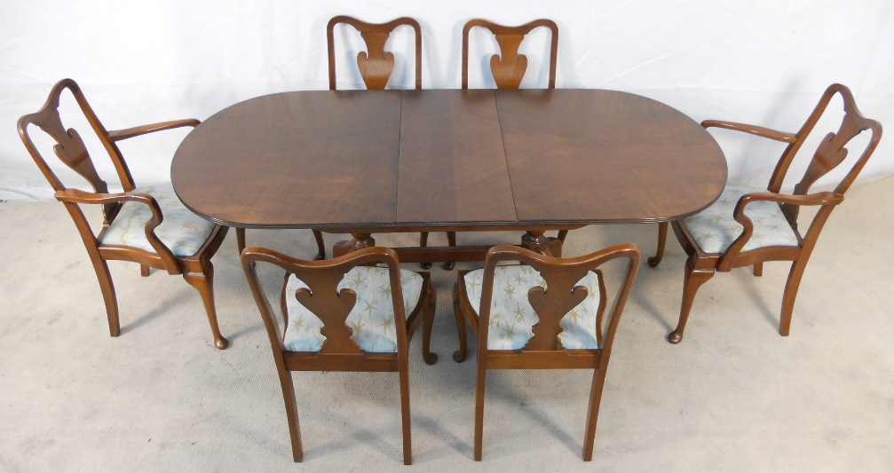 Strongbow Georgian Style Mahogany Dining Suite Sold