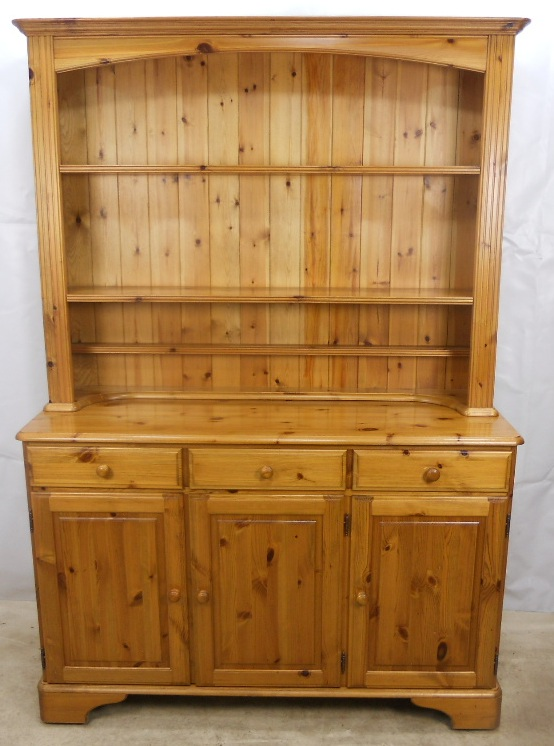 antique cabinets kitchen pine dresser by ducal 1258